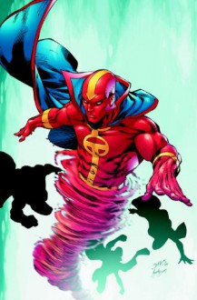 Red Tornado: Family Reunion - Kevin VanHook, José Luís
