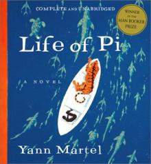 Life of Pi (Audiocd) - Yann Martel, Alexander Marshall, Jeff Woodman