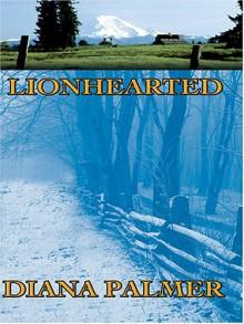 Lionhearted (Large Print) - Diana Palmer