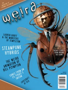 Weird Tales #351: September/October 2008 - Ann VanderMeer, Kenneth Hite, Bill Plympton, Stephen H. Segal