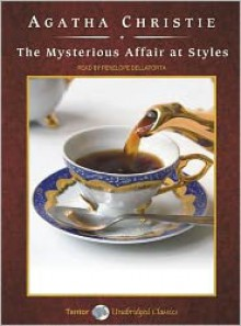 The Mysterious Affair at Styles - Penelope Dellaporta, Agatha Christie
