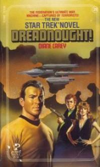 DREADNOUGHT! A STAR TREK NOVEL - Diane Corey