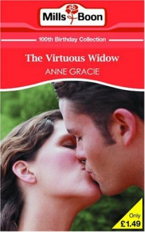 The Virtuous Widow - Anne Gracie
