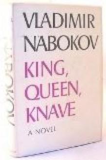 King Queen Knave 1ST Edition - vladimir nabokov