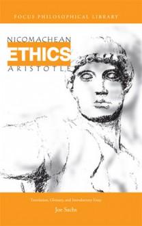 Nicomachean Ethics (Philosophical Library) - Aristotle, Joe Sachs
