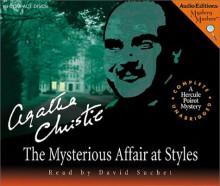 The Mysterious Affair at Styles - David Suchet, Agatha Christie