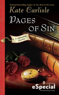 Pages of Sin - Kate Carlisle