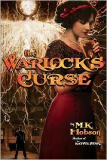 The Warlock's Curse - M.K. Hobson