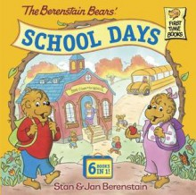 The Berenstain Bears' School Days - Jan Berenstain,Stan Berenstain