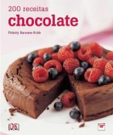 200 Receitas Chocolate - Felicity Barnum-Bobb