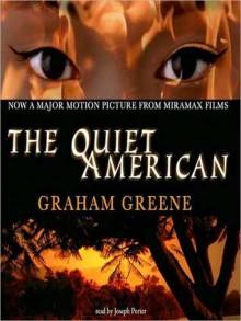 The Quiet American (MP3 Book) - Graham Greene, Joseph Porter