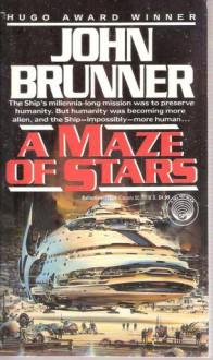 A Maze of Stars - John Brunner