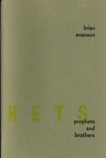 Prophets and Brothers - Brian Evenson