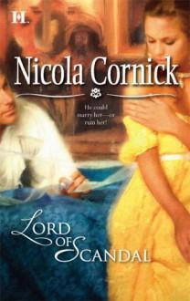 Lord Of Scandal - Nicola Cornick