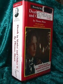 Death In Venice And Other Tales - Thomas Mann