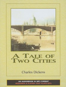 A Tale of Two Cities - Charles Dickens, David Butler