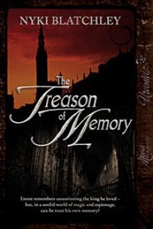 The Treason of Memory - Nyki Blatchley