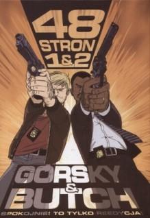 48 stron 1&2. Górsky & Butch. Spokojnie! To tylko reedycja - Tobiasz Piątkowski, Robert Adler