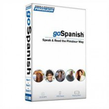 goSpanish: Learn to Speak, Read, and Understand Latin American Spanish with Pimsleur Language Programs - Pimsleur Language Programs, goPimsleur
