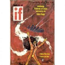 IF Worlds of Science Fiction, 1972 February (Volume 21, No. 3) - Ejler Jakobsson, Douglas R. Mason, Colin Kapp, Harry Harrison, Joe L. Hensley, Doris Piserchia