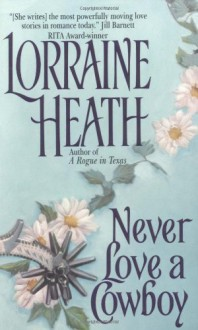 Never Love a Cowboy - Lorraine Heath
