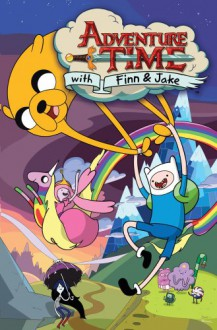Adventure Time Vol. 1 - Branden Lamb,Shelli Paroline,Ryan North