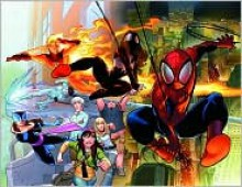 Ultimate Comics Spider-Man: The World According to Peter Parker - Brian Michael Bendis, David Lafuente (Artist)