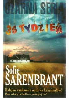 36 tydzień - Sofie Sarenbrant