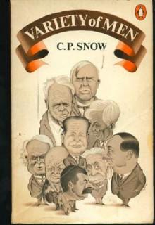 Variety of Men - C.P. Snow