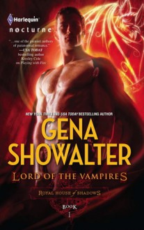 Lord of the Vampires (Royal House of Shadows, #1) - Gena Showalter
