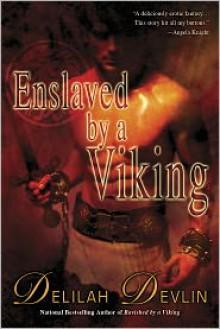 Enslaved by a Viking - Delilah Devlin