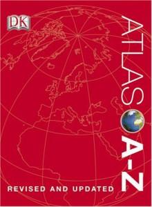 Atlas A-Z - David Roberts, Simon Mumford