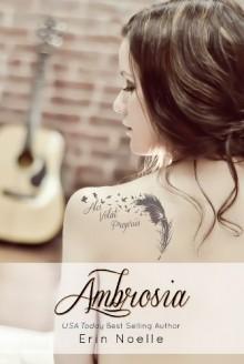 Ambrosia (Book Boyfriend) - Erin Noelle