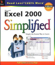 Microsoft Excel 2000 Simplified - maranGraphics Development Group, Kelleigh Wing