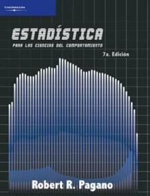 Estadistica Para Ciencias del Comportamiento - Robert R. Pagano