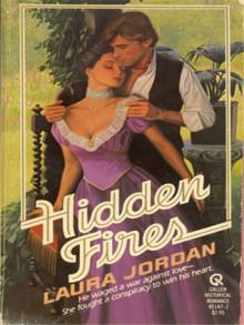 Hidden Fires - Sandra Brown, Laura Jordan