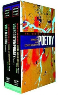 The Norton Anthology of Modern and Contemporary Poetry - Richard Ellmann, Robert O'Clair, Jahan Ramazani