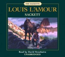 Sackett (The Sacketts #8) - Louis L'Amour, David Strathairn