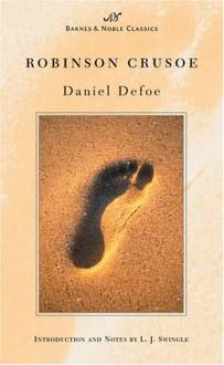 Robinson Crusoe - Daniel Defoe, L.J. Swingle