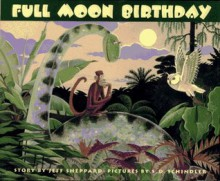 Full Moon Birthday - Jeff Sheppard