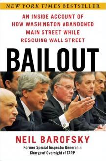 Bailout - Neil Barofsky