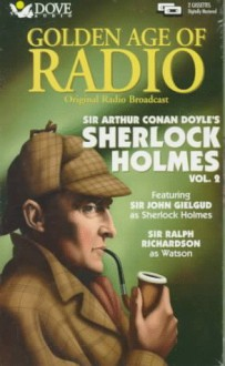 The Norwood Builder / The Adventure of Silver Blaze / The Blackmailer / The Adventure of The Blue Carbuncle - John Gielgud, Ralph Richardson, Arthur Conan Doyle
