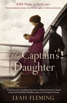 The Captain's Daughter - Leah Fleming