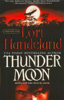 Thunder Moon (Nightcreature, Book 8) - Lori Handeland