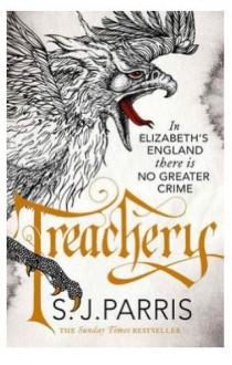 Treachery - S.J. Parris