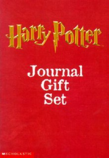 NOT A BOOK Harry Potter Journal Box Set (3 journals) - NOT A BOOK