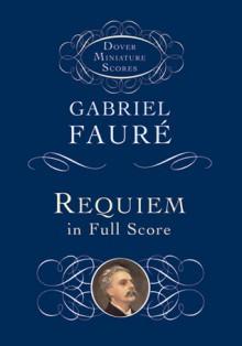 Requiem (1893 Version): Full Score - John Rutter