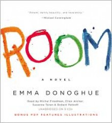 Room (Audio) - Emma Donoghue, Michal Friedman, Ellen Archer, Robert Petkoff