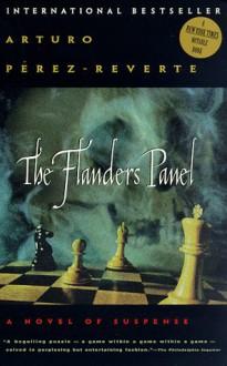The Flanders Panel - Arturo Perez-Reverte