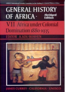 General History Of Africa - A. Adu Boahen